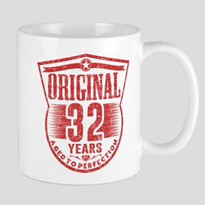 32 YEARS ORIGINAL AGED TO PERFECTION Mugs