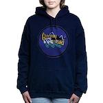 USS GUDGEON Women's Hooded Sweatshirt