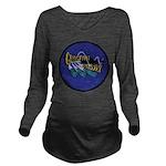 USS GUDGEON Long Sleeve Maternity T-Shirt