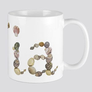 Tia Seashells Mugs