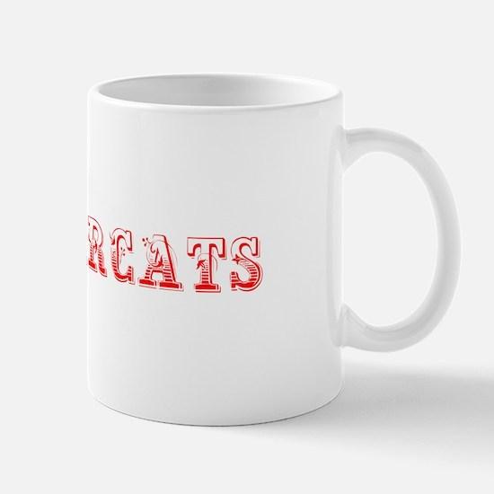 Bearcats-Max red 400 Mugs
