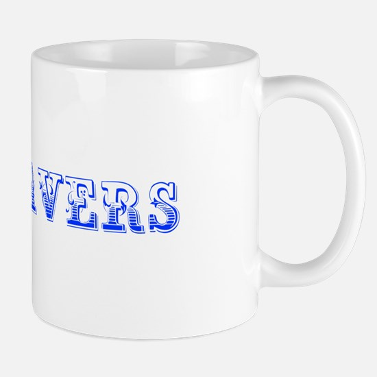 Beavers-Max blue 400 Mugs