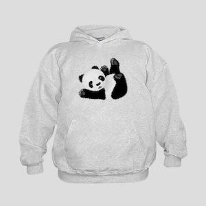 Baby Panda Kids Hoodie