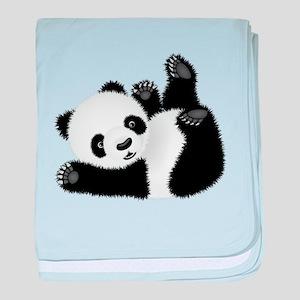 Baby Panda baby blanket