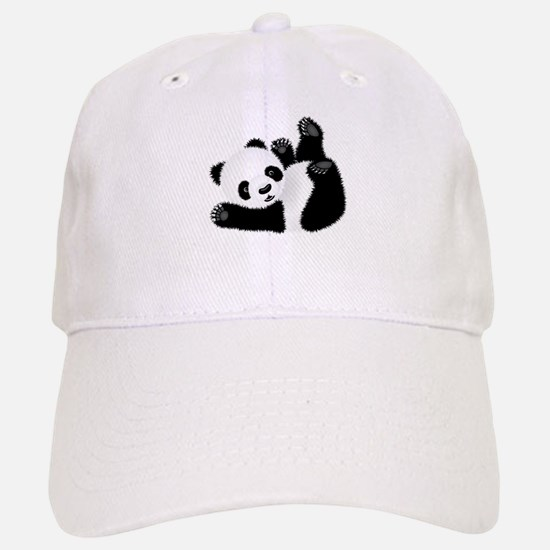 Baby Panda Cap