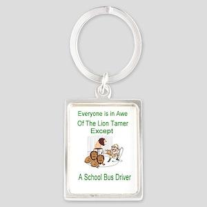 liontamer Keychains