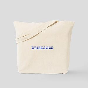 Blizzards-Max blue 400 Tote Bag