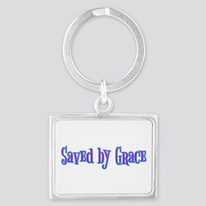 Saved by Grace Keychains