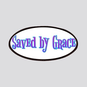 Saved by Grace Patch