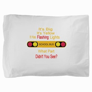 4-flashinglights Pillow Sham