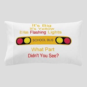 4-flashinglights Pillow Case
