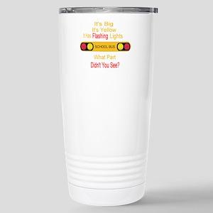 4-flashinglights Travel Mug