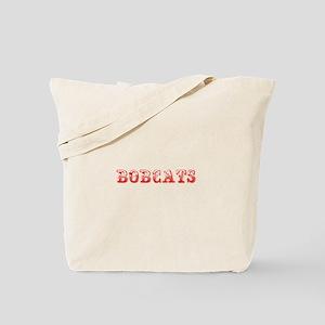 Bobcats-Max red 400 Tote Bag