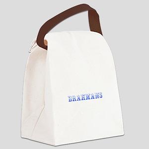 Brahmans-Max blue 400 Canvas Lunch Bag
