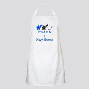 Navy Vet BBQ Apron