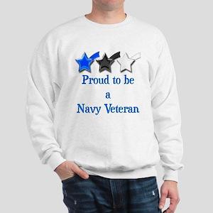 Navy Vet Sweatshirt