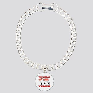The Great Yemen Charm Bracelet, One Charm