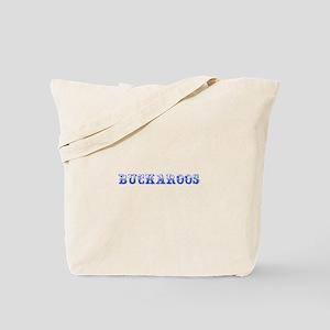 Buckaroos-Max blue 400 Tote Bag