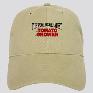 """The World's Greatest Tomato Grower"" Cap"