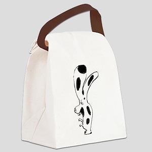 Mr. LongEars Canvas Lunch Bag