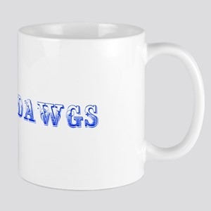 Bulldawgs-Max blue 400 Mugs
