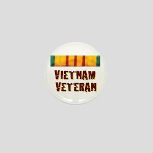 VIETNAM VET Mini Button