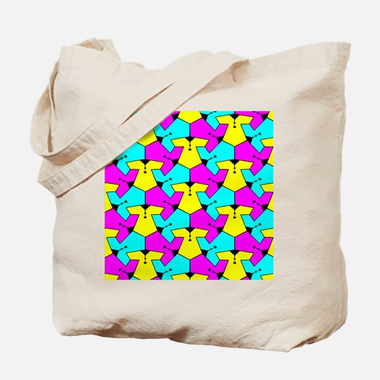 Pattern of Cute Blouses Tote Bag