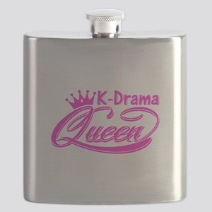 K-Drama Queen Flask