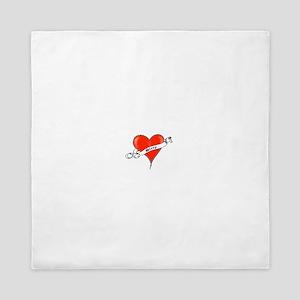 Heart of Sleep Queen Duvet