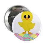 Easter Chick on Eggs 2.25