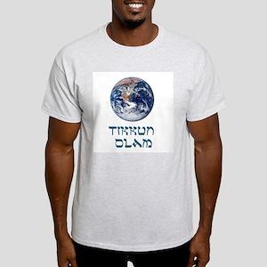 Tikkun Olam Light T-Shirt