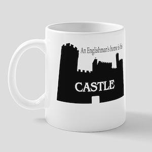 Englishman's castle Mug