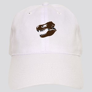T-Rex Skull Baseball Cap
