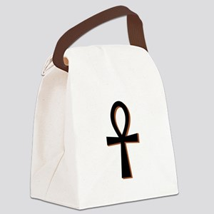 Symbol of Life Canvas Lunch Bag