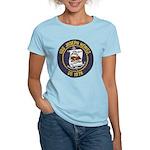 USS JOSEPH HEWES Women's Light T-Shirt