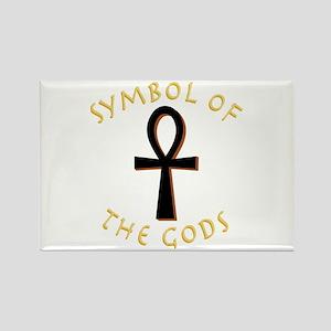 Symbol of Gods Magnets