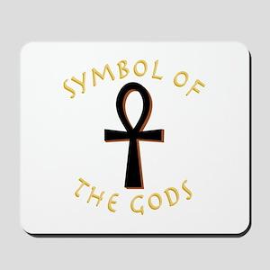 Symbol of Gods Mousepad
