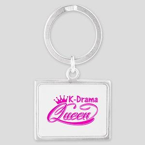 K-Drama Queen Keychains