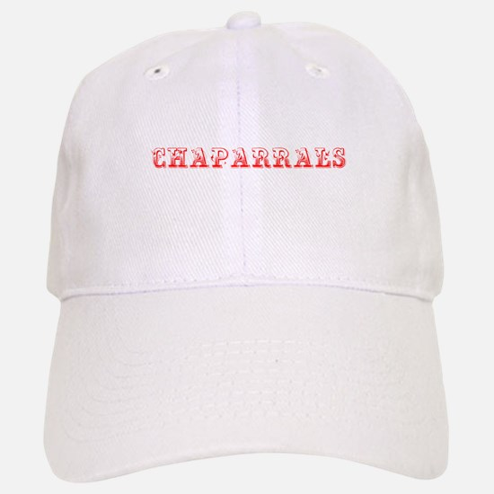 Chaparrals-Max red 400 Baseball Baseball Baseball Cap