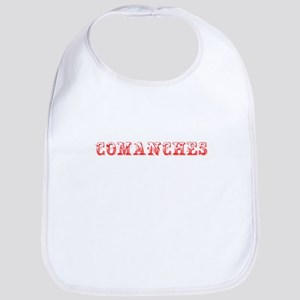 Comanches-Max red 400 Bib