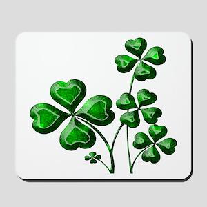 St Patrick Shamrocks PD Mousepad