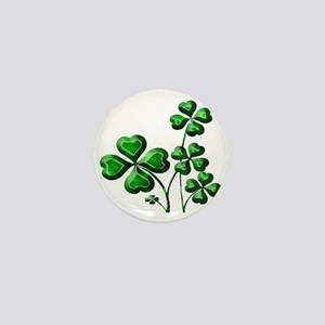 St Patrick Shamrocks PD Mini Button