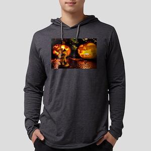 Spooky Journey Long Sleeve T-Shirt