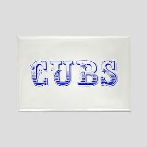 Cubs-Max blue 400 Magnets