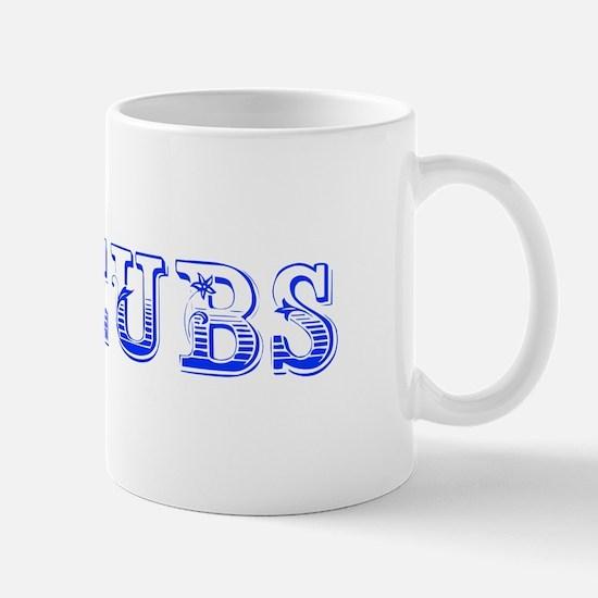 Cubs-Max blue 400 Mugs
