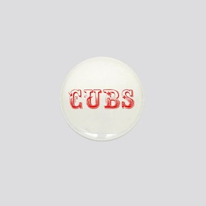Cubs-Max red 400 Mini Button