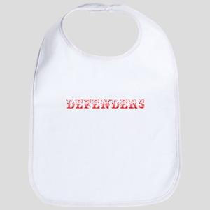 Defenders-Max red 400 Bib