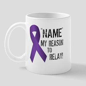 My Reason to Relay Mug