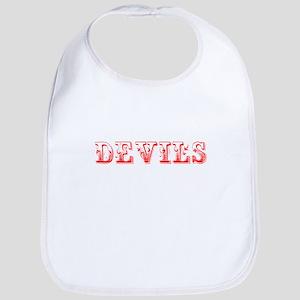 devils-Max red 400 Bib