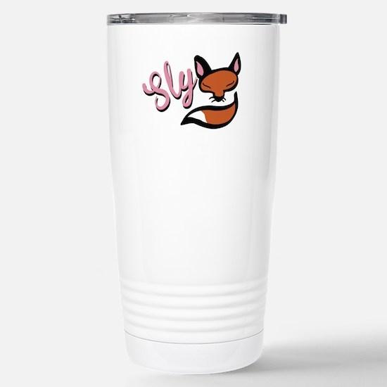 Sly Fox Travel Mug